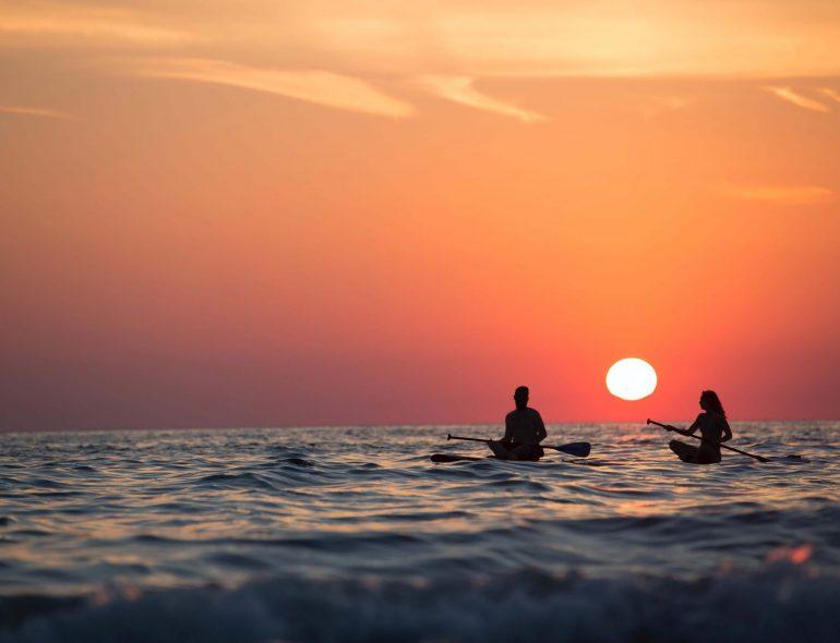 Paddleboarding_naples florida_naples sunset_naples beach rental_naples blog_florida sunset